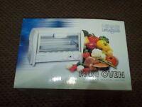 Brand new mini oven