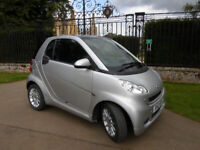 Smart, FORTWO COUPE, Coupe, 2012, Semi-Auto, 799 (cc), 2 doors