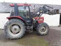 Case International Tractor 785XL with Front End Loader NO VAT