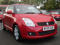2009 suzuki swift glx mot till 17th novermber full service history looks and drives excellent