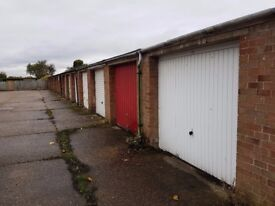 GARAGE AVAILABLE TO LET NOW: Lynn Close Elstow MK42 9YW
