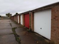 Garage available now!: Lynn Close off Wilstead Road Elstow MK42 9YW