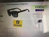Fendi Sunglasses New