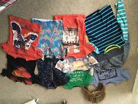 age 6-7 bundle of boys clothing