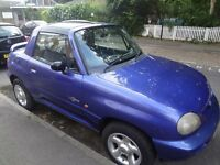 Automatic Suzuki x-90 T Top. Rare car. Head turner. Genuine private sale. Faultless. Lovely.FSH.