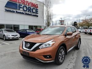2017 Nissan Murano SL 5 Passenger All Wheel Drive, Backup Camera