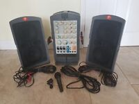 Fender portable pa amp