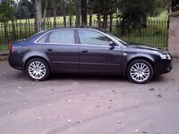 2007 Audi A4 Se Tdi 140 4 Door Saloon .