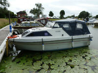Weston 560 Cabin Cruiser
