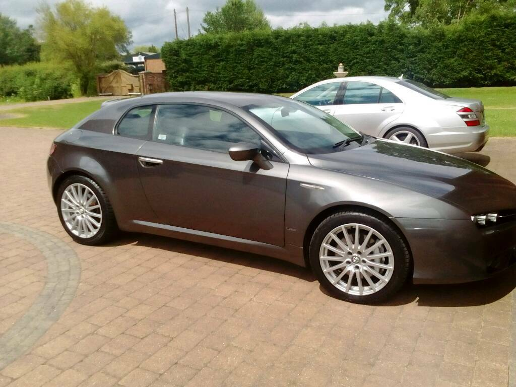 alfa romeo brera 3 2 v6 q4 sv in nottinghamshire gumtree. Black Bedroom Furniture Sets. Home Design Ideas