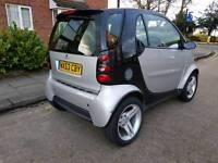 Auto Smart Car City Coupe - 698CC - Long MOT - Drives Great - Two Keys