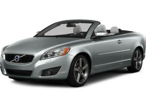 2013 Volvo C70 T5 Premier Plus Rare CONVERTIBLE LEATHER LODAED