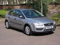 FINANCE AVAILABLE!!! 2005 FORD FOCUS 1.6 LX 5DR AUTO, FSH, 1 YEAR MOT, AA WARRANTY