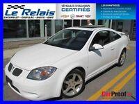2009 Pontiac G5 Coupe *** GT, SEULEMENT 22677 KM !!!