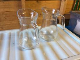 24 x Il Glass Jugs