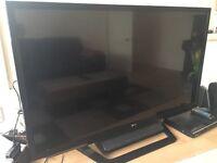 LG 3D HD smart TV. 42 inch