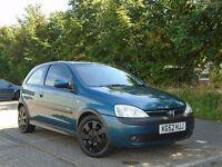 Vauxhall Corsa 1.2 i 16v SXi 3dr £599 p/x welcome *LOW MILEAGE*LONG MOT*