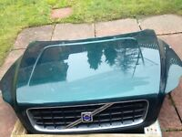 VOLVO XC90 FRONT BONNET complete with GRILLE