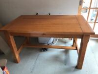 Dining Table used but solid Free