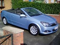 Vauxhall Astra Twintop 1.6L 42K FSH