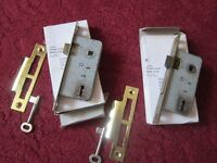 2x mortise locks used but boxed