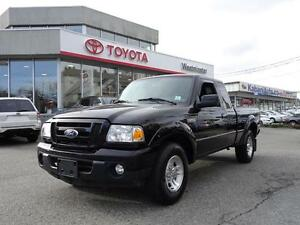 2011 Ford Ranger XL 2WD Manual Transmission
