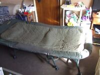 carp fishing bed