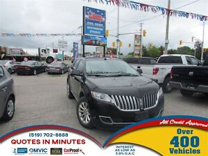 2011 Lincoln MKX SUNROOF   LEATHER   AWD