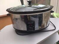 Morphy Richards 3.5L Ceramic Slow Cooker - £5