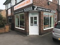Computer shop for sale in Derby
