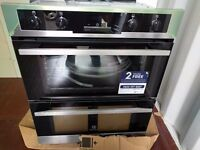 Brand new Electrolux double oven