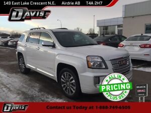 2017 GMC Terrain Denali AWD, NAVIGATION, HEATED SEATS, PIONEE...