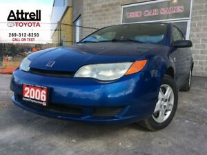 2006 Saturn Ion Quad Coupe