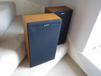 Sony SS-1050 Vintage speakers