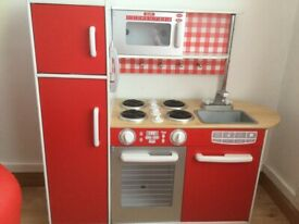 Great little trading company wooden kitchen