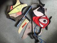 Random windsurfing gear