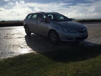 Vauxhall Astra Estate Ecoflex exclusive 2012 1.7(not golf fiat Benz Volkswagen 4x4)