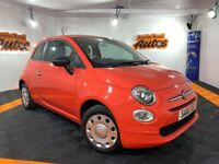 2016 FIAT 500 POP 1.2 ** ONLY 18,000 MILES ** FINANCE & PCP AVAILABLE