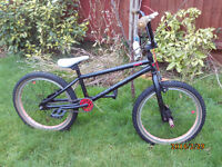 QUALITY DIRTY BMX ONE OF MANY QUALITY BICYCLES FOR SALE