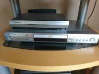 Pioneer AV Dvd/sacd/cd player