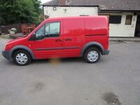 FORD TRANSIT CONNECT 75ps 2010