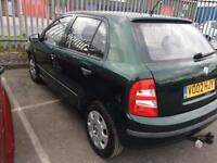 Skoda Fabia 1.4 Petrol 5 Door Mot April 2018