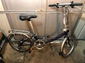 Folding Bike Revolution Compact