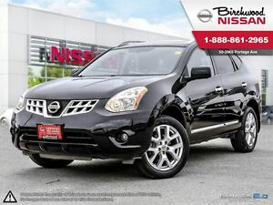 2012 Nissan Rogue SL/AWD/SUNROOF /LTHR HTD SEATS/REMOTE START