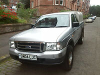 ford ranger supercab 2.5 turbo diesel pick up 4x4