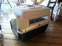 Petmate Ultra Vari Kennel Dog Cat Airport Travel