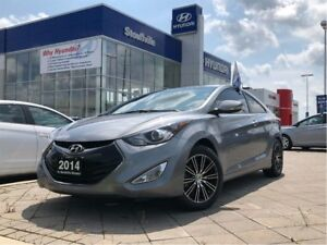 2014 Hyundai Elantra Coupe SE 6sp Leather Seats, New Pirelli Tir