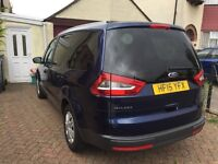 Ford galaxy 2.0 TDCI Zetec 5dr almost new