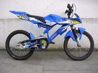 Kids Bicycle, Avigo 'Speed Bike'18 inch Wheels for Kids 6 1/2+ Years, JUST SERVICED / CHEAP PRICE!!!