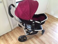 Pushchair mothercare xpedia